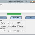 farbar recovery