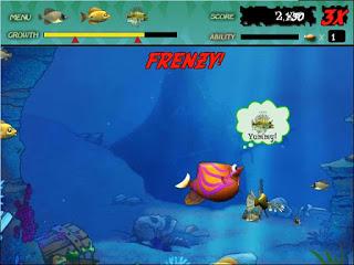 تنزيل لعبة السمكة