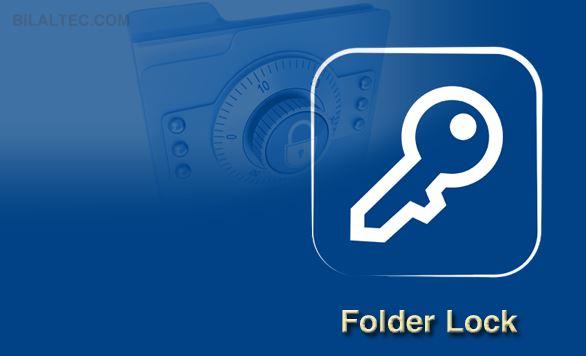 تحميل برنامج Folder Lock مجانا