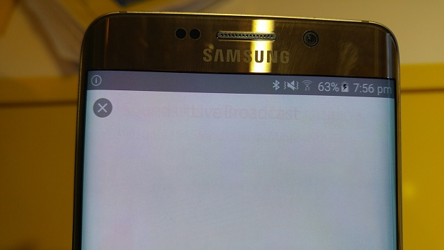 حل مشكلة شاشة عرض الهاتف