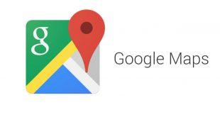 برنامج Google Maps