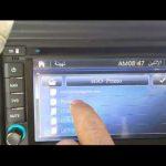 طريقة تغيير نظام شاشة السيارة