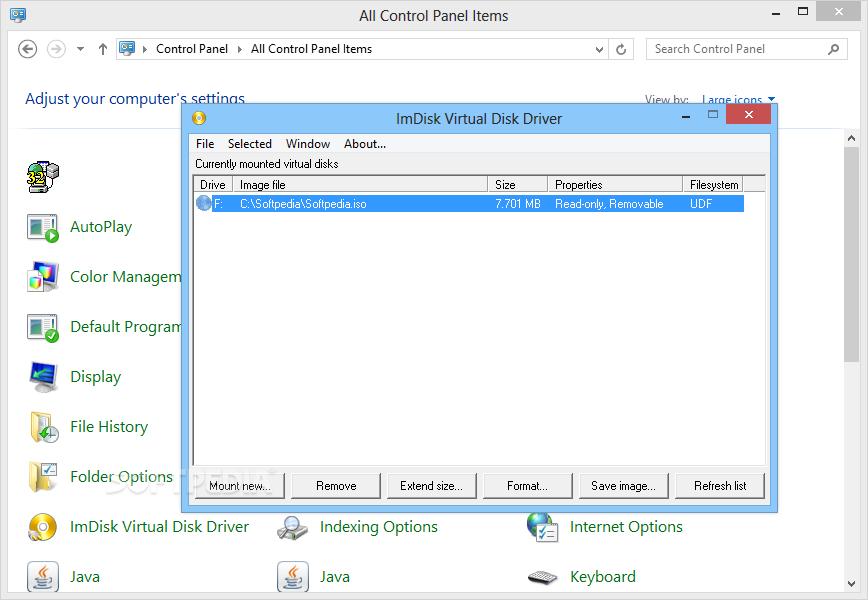 imdisk virtual disk driver1