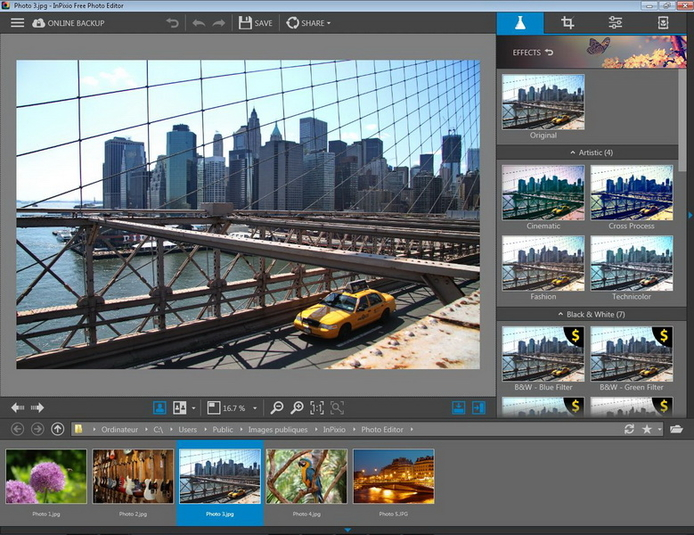 inpixio free photo editor2