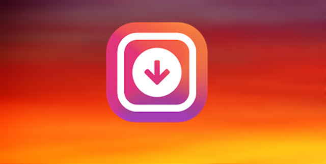 تطبيق تحميل صور وفيديوهات من الانستقرام