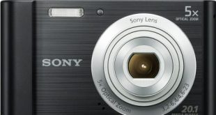 كاميرا سوني سايبر شوت DSC W800