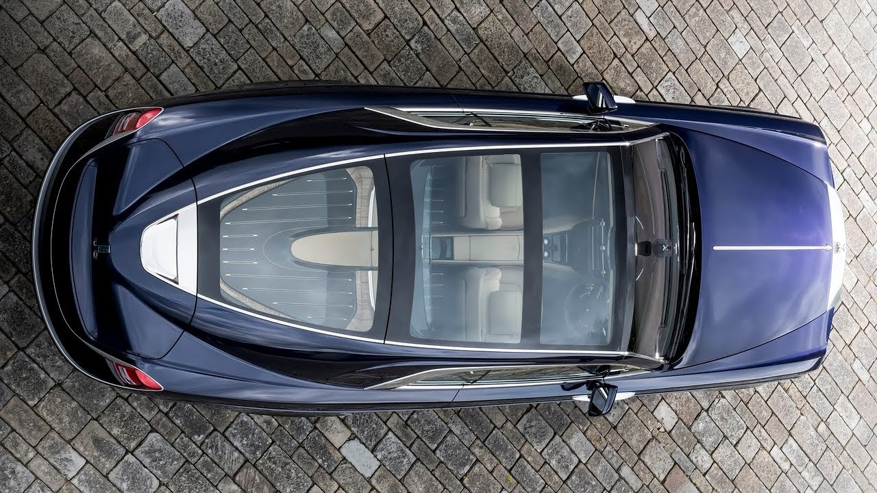 Rolls-Royce Sweptail رولز رويس سويبتايل