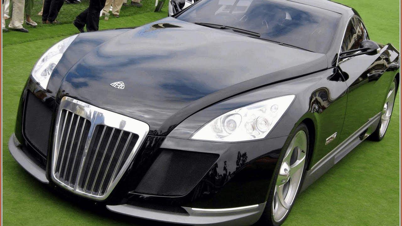 مرسيدس بنز مايباخ Mercedes-Benz Maybach Exelero