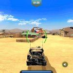 حرب الدبابات فى الصحراء