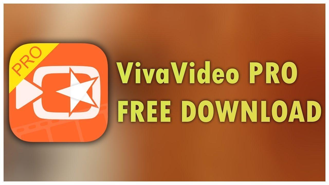 تحميل تطبيق viva video pro