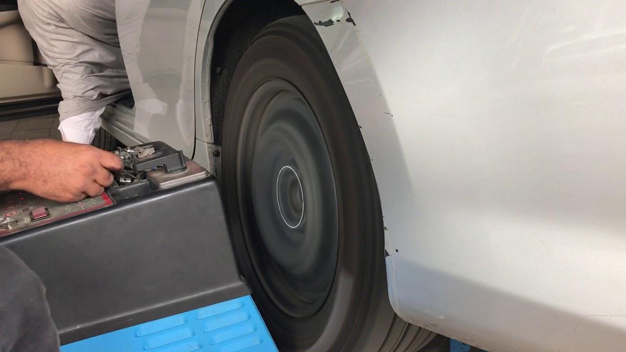 اضرار عدم ترصيص كفرات السيارة