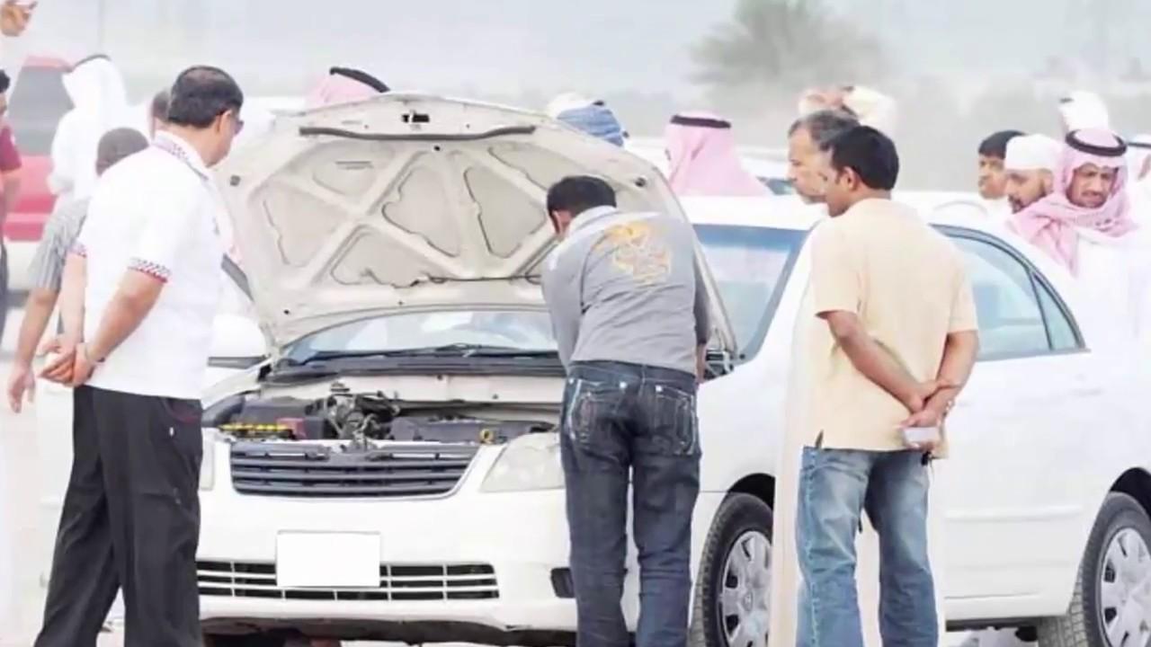 كيفية فحص سيارة مستعمله قبل شرائها