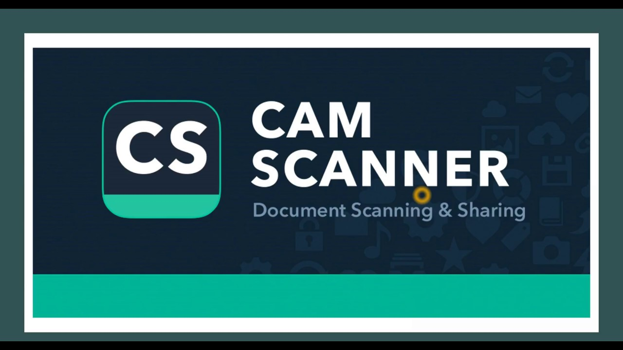 برنامج CamScanner