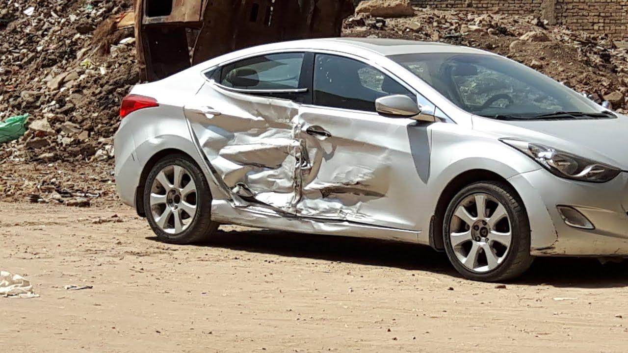 الإجراءات المتبعة عند حدوث حادث سيارة ايجار منتهي بالتمليك من مصرف الراجحي