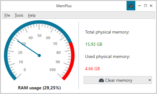 تحميل برنامج MemPlus لتعزيز الرامات على الكمبيوتر