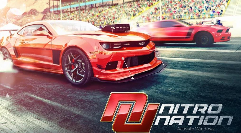 تحميل العاب سيارات اونلاين 3D مجانا Nitro Nation Drag & Drift