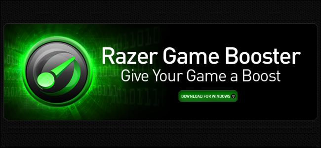 تحميل برنامج Game Booster افضل برنامج تسريع الالعاب للكمبيوتر