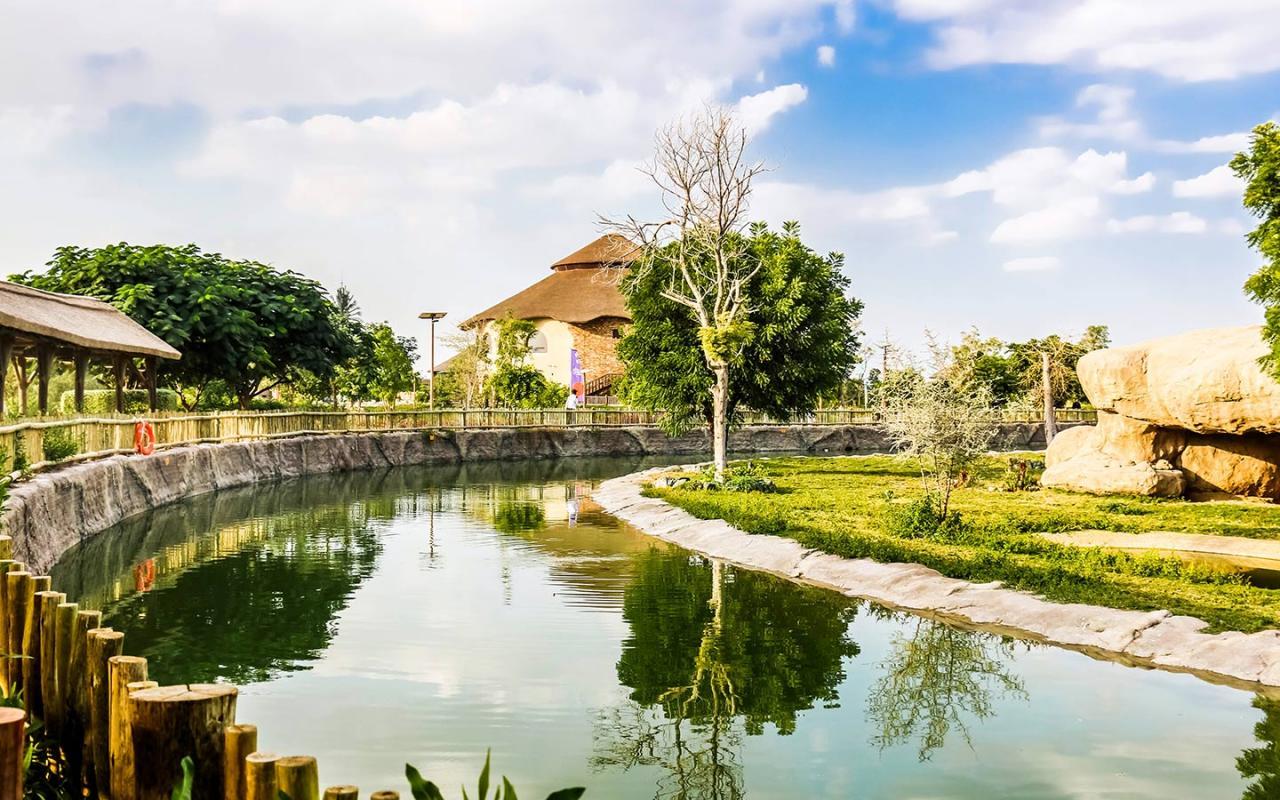 حديقة سفاري دبي