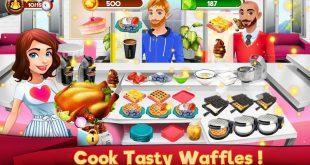 تحميل العاب طبخ بنات جديدة لعبة Tasty Chef – Cooking Fast in a Crazy Kitchen اخر اصدار مجانا