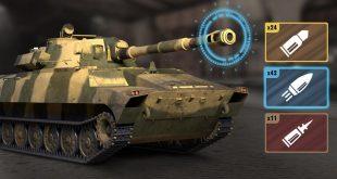 تحميل لعبة الدبابات الحربية الكبيرة مجانا