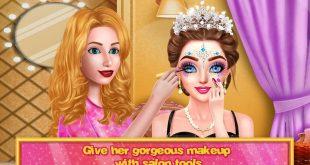 نتيجة بحث الصور عن Ballerina Makeup Salon - Girls Dress Up
