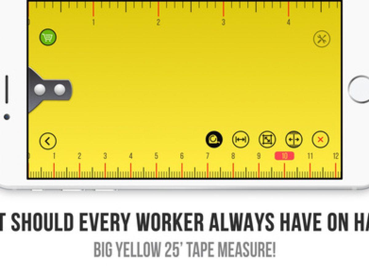 تحميل تطبيق مسطره للقياس للاندرويد لقياس الطول برامجنا