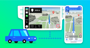 برنامج Sygic GPS Navigation