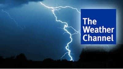 تطبيق The Weather Channel للايفون
