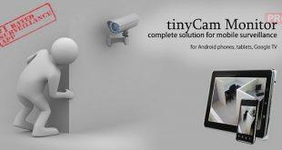 برنامج Tinycam Monitor PRO