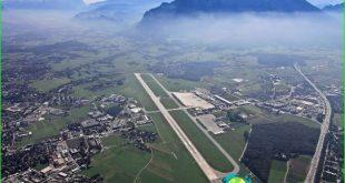 مطار سالزبورغ